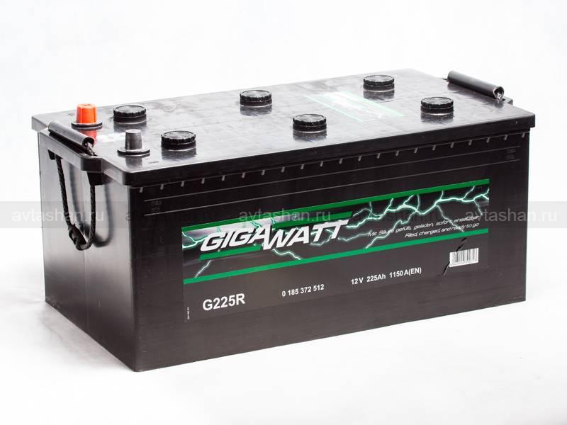 Аккумулятор GIGAWATT G62R 560 408 054  60 Ач 3422709
