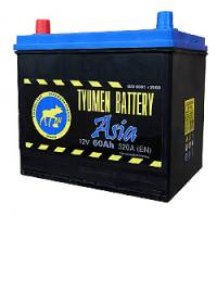 Аккумулятор TYUMEN Battery ASIA 50Ah EN410 о.п. (236х126х220) L
